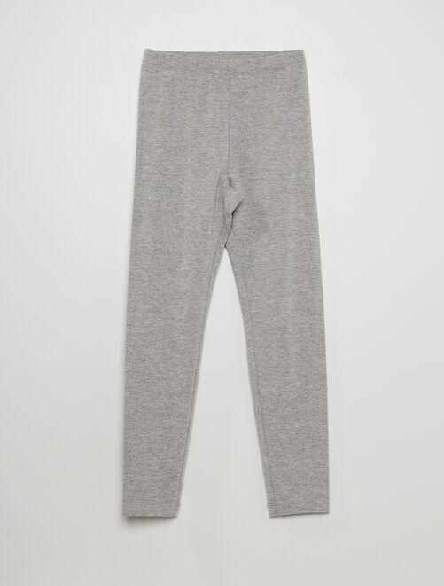 Legging éco-conçu                                                                                                         gris
