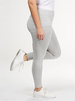 Legging long - Legging long coton stretch
