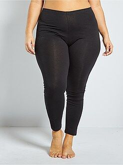 Legging - Legging long coton stretch - Kiabi