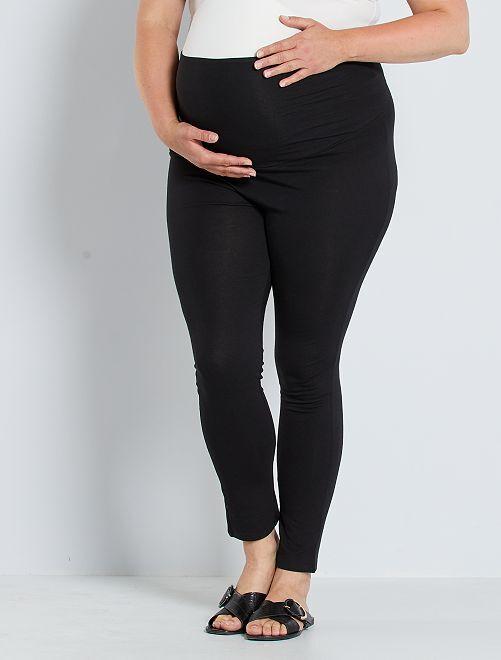 Legging long grossesse                                         noir