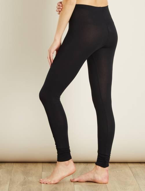 Legging long stretch                             noir
