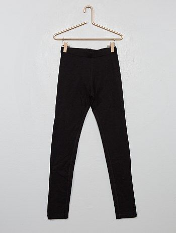 Legging stretch uni - Kiabi