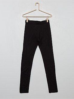 Legging long - Legging stretch uni - Kiabi