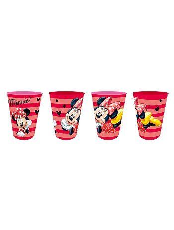 Les gobelets 'Minnie Mouse' 'Disney' - Kiabi