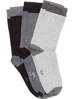 Lot 3 paires de chaussettes
