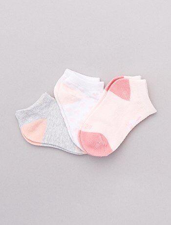d6711c3405349 Soldes chaussettes bébé fille pas chères, courtes - mode bébé fille ...