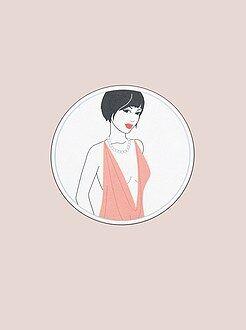 Accessoires lingerie - Lot d'adhésifs pour vêtements