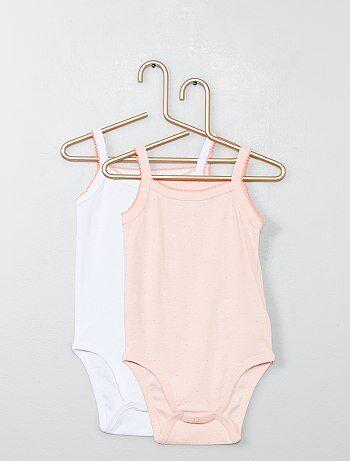 Vêtements bébé fille pas chers et accessoires - mode - rayons  34f2f147b05