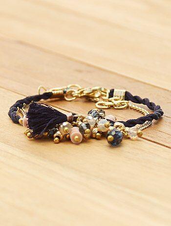 Lot de 2 bracelets - Kiabi