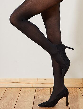 Lot de 2 paires de collants 40 deniers - Kiabi