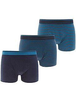 Sous-vêtements - Lot de 3 boxers