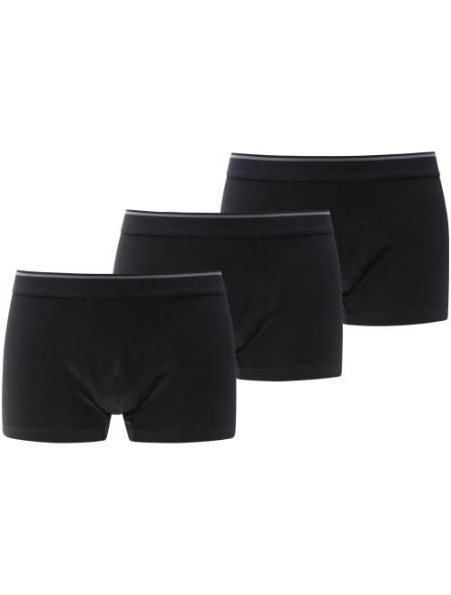 Lot de 3 boxers                                         noir/noir/noir Homme