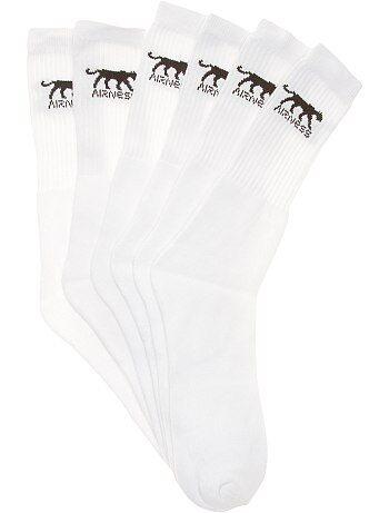Lot de 3 paires de chaussettes 'Airness' - Kiabi