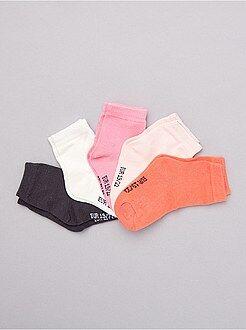 Chaussettes - Lot de 5 paires de chaussettes