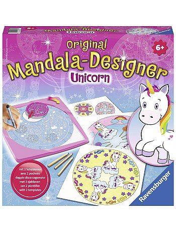 Mandala 'Licornes' - Kiabi
