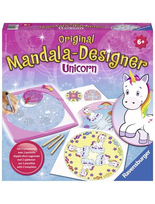 Mandala 'Licornes'                             multicolore