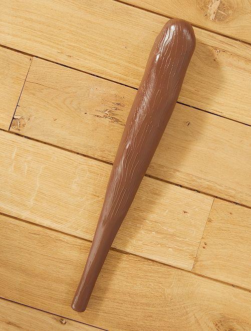 Massue imitation bois                             marron Accessoires