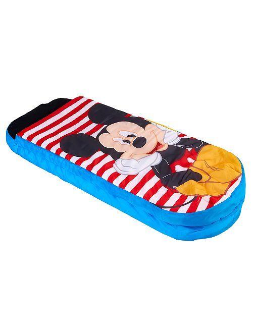 Matelas gonflable 'Mickey Mouse' de Disney                             rouge/noir Garçon