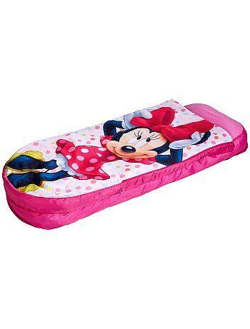 Matelas gonflable 'Minnie Mouse' de Disney - Kiabi