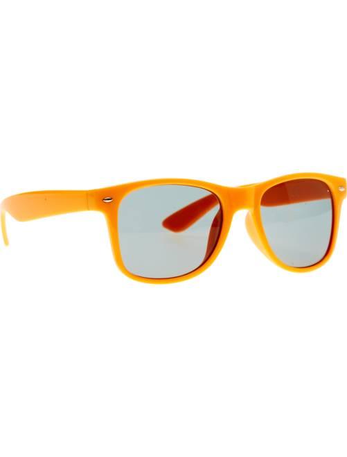 Paire de lunettes carrées                                                                                                      orange Accessoires