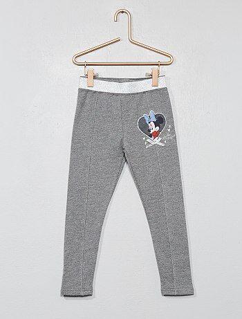 Pantalon brodé 'Minnie' - Kiabi