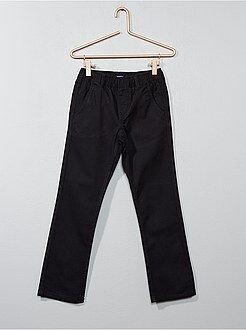 Pantalon - Pantalon chino en canvas