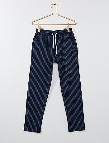 Pantalon chino en coton - Kiabi