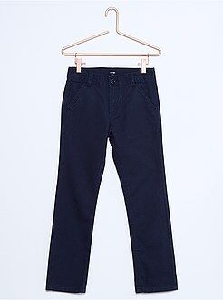 Pantalon - Pantalon chino en twill