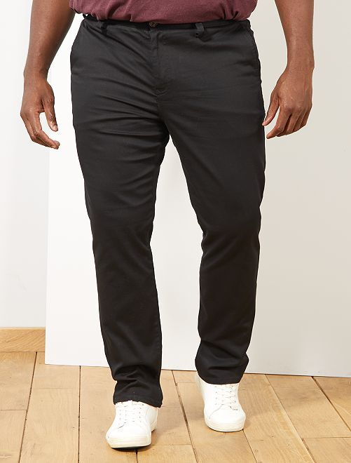 Pantalon chino regular en oxford