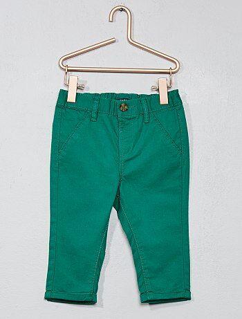 Pantalon chino - Kiabi