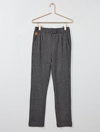 Garçon 3-12 ans - Pantalon confort - Kiabi
