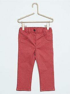 Pantalon coupe slim