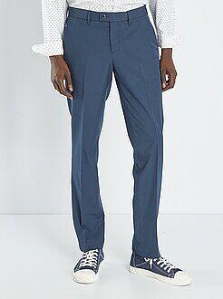 Costume taille 50 - Pantalon de costume slim en twill