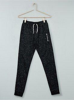 Pantalon - Pantalon de jogging en molleton - Kiabi