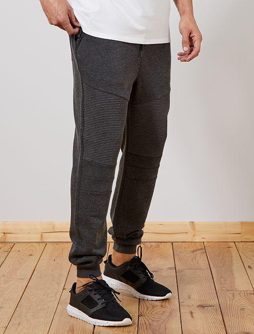 Pantalon de jogging L36 +1m90                             gris Homme de plus d'1m90