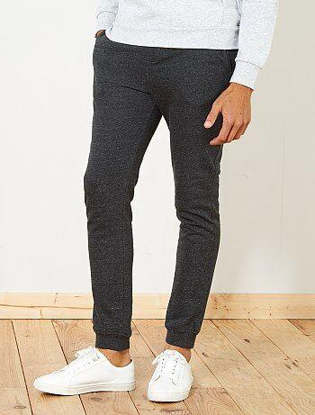 Homme du S au XXL - Pantalon de pyjama en molleton - Kiabi