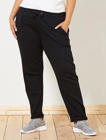 Pantalon de sport détails brillants - Kiabi