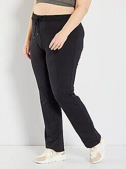 Pantalon de sport - Pantalon de sport en molleton