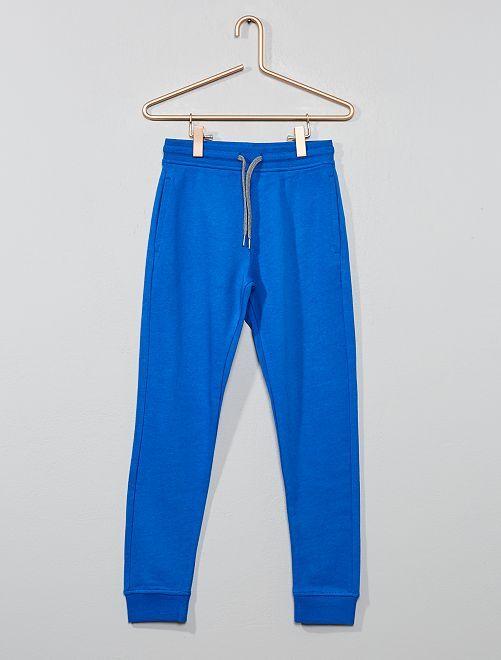 Pantalon de sport en molleton                                                                                                                 bleu Garçon