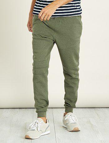 Pantalon de sport en molleton léger - Kiabi