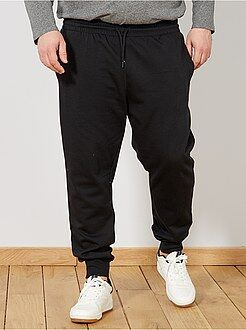 Pantalon de sport, jogging - Pantalon de sport en molleton - Kiabi
