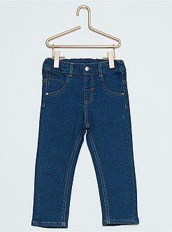 Pantalon denim stretch slim