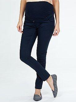 Pantalon en gabardine 5 poches