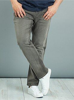 Jean slim - Pantalon fitted denim stretch