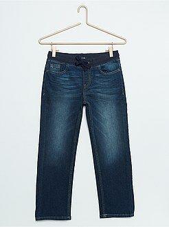 Pantalon regular grande taille
