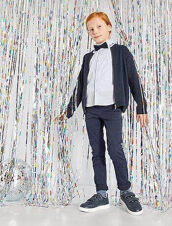 Pantalon skinny cinq poches - Kiabi