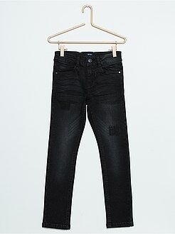 Pantalon skinny en denim