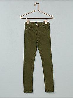 Pantalon - Pantalon skinny stretch - Kiabi