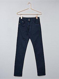 Pantalon, pantacourt - Pantalon skinny stretch
