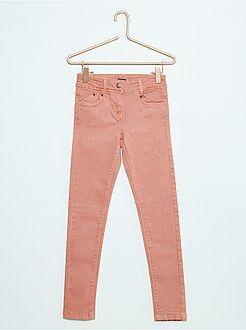 Fille 3-12 ans Pantalon skinny stretch